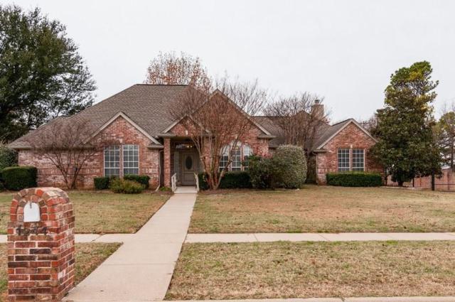 1244 Trail Ridge Drive, Keller, TX 76248 (MLS #13740790) :: Team Hodnett