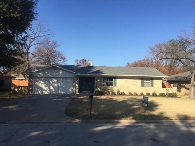 2916 Columbine Drive, Grapevine, TX 76051 (MLS #13743997) :: Team Tiller