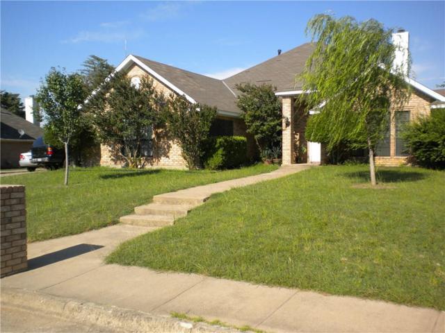 1105 Heather Circle, Cedar Hill, TX 75104 (MLS #13744728) :: Team Hodnett