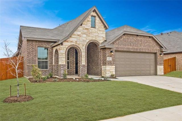 2544 Weatherford Heights Drive, Weatherford, TX 76087 (MLS #13746459) :: Team Hodnett