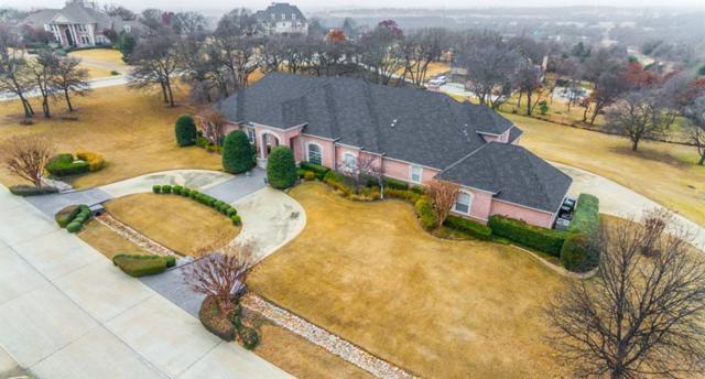 5809 Southern Hills Drive, Flower Mound, TX 75022 (MLS #13746634) :: Team Hodnett