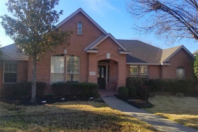2132 Crimson Lane, Keller, TX 76248 (MLS #13749158) :: Team Hodnett
