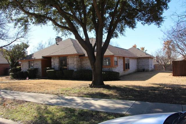 1215 Shawnee Trail, Carrollton, TX 75007 (MLS #13752251) :: Team Hodnett