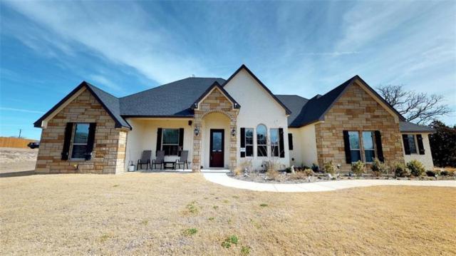 110 N Star Crossing Lane, Weatherford, TX 76088 (MLS #13753440) :: Team Hodnett