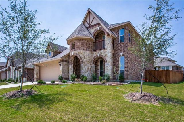 1181 Crossvine Drive, Burleson, TX 76028 (MLS #13755901) :: RE/MAX Landmark
