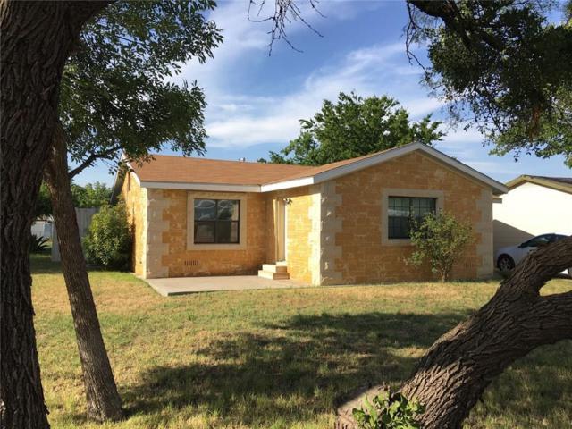 1217 Compton Street, Stamford, TX 79553 (MLS #13756410) :: Team Hodnett