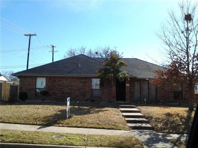 1614 Ginger Drive, Carrollton, TX 75007 (MLS #13757262) :: Team Hodnett