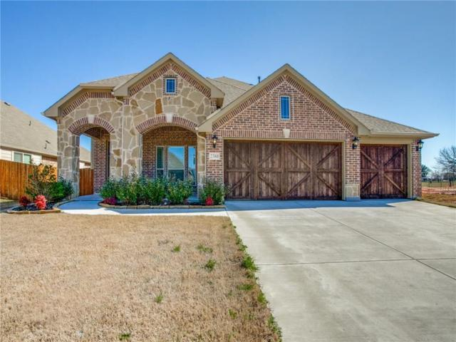2388 Llano Drive, Royse City, TX 75189 (MLS #13757789) :: Kimberly Davis & Associates