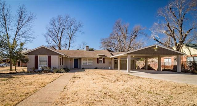 203 Overhill Drive, Waxahachie, TX 75165 (MLS #13758318) :: Team Hodnett
