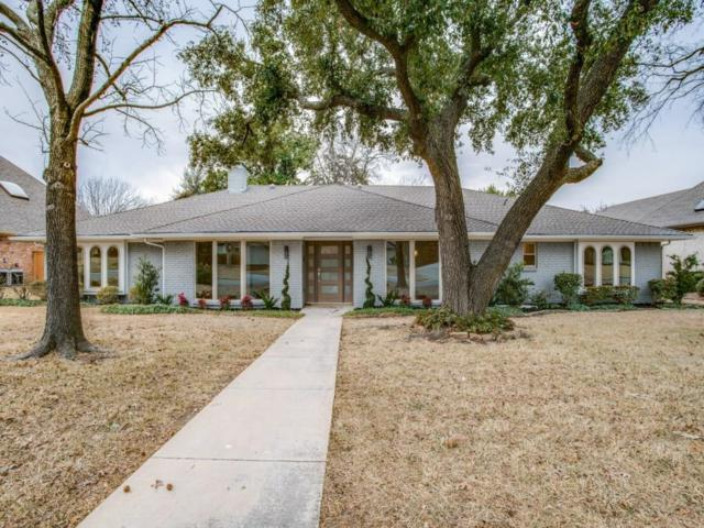 14907 Woodbriar Drive, Dallas, TX 75248 (MLS #13758611) :: Team Hodnett