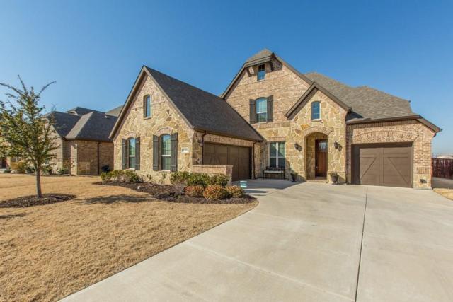4291 Vista Terrace Drive, Frisco, TX 75034 (MLS #13759103) :: Team Hodnett