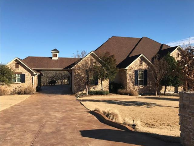 110 Oak Bend Trail, Lipan, TX 76462 (MLS #13759298) :: Team Hodnett