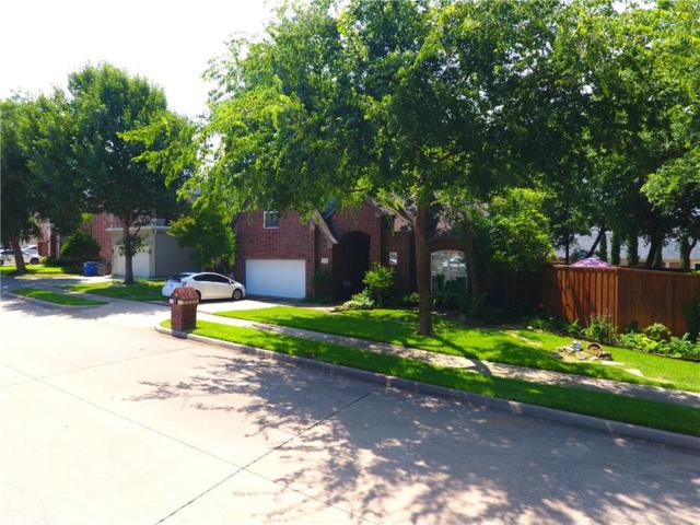 1629 Roma Lane, Allen, TX 75013 (MLS #13761479) :: Baldree Home Team