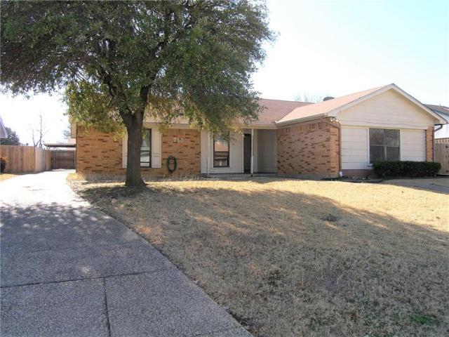 715 Kensington Lane, Mansfield, TX 76063 (MLS #13761642) :: The Marriott Group