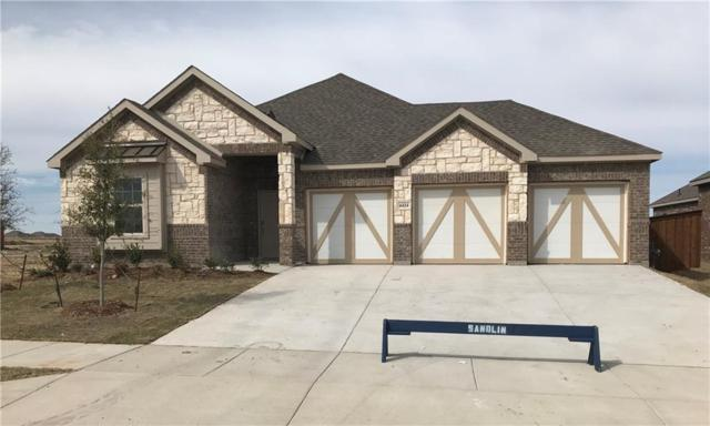 6424 Rockrose Trail, Fort Worth, TX 76123 (MLS #13764777) :: The Real Estate Station