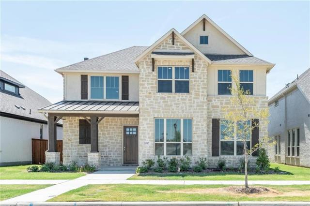 3597 Harvest Lane, Frisco, TX 75034 (MLS #13764974) :: RE/MAX Landmark