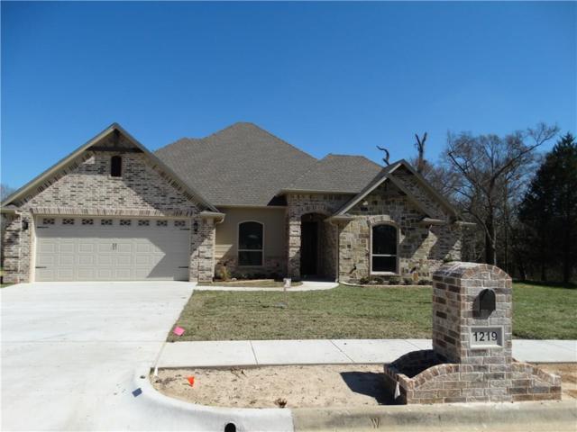 1219 Hitching Post Circle, Bullard, TX 75757 (MLS #13765130) :: Team Hodnett