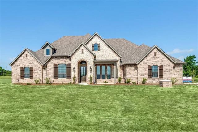 204 Park Oaks Drive, Aledo, TX 76008 (MLS #13766038) :: Team Hodnett
