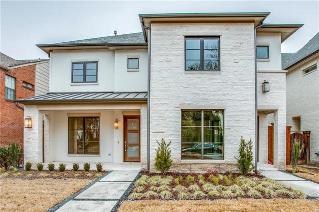 3626 Binkley Avenue, University Park, TX 75205 (MLS #13768115) :: Team Hodnett
