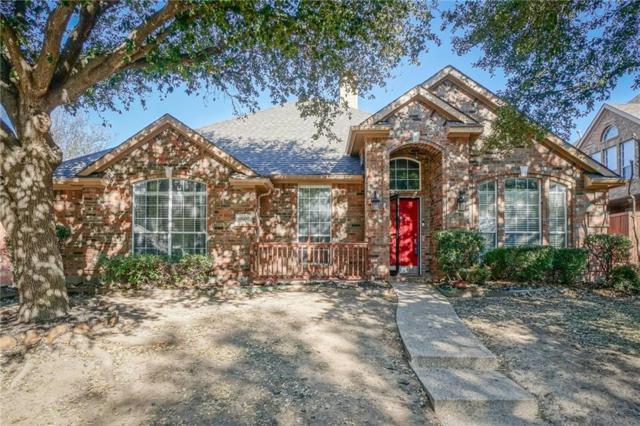 8608 Pinnacle Drive, Frisco, TX 75033 (MLS #13768300) :: Team Hodnett