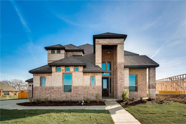 418 Belmont Drive, Midlothian, TX 76065 (MLS #13769067) :: The Marriott Group