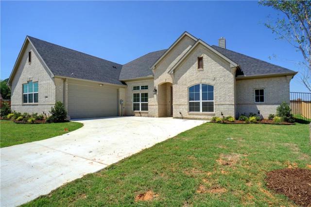 1128 Blakey Court, Hurst, TX 76053 (MLS #13769562) :: Team Hodnett