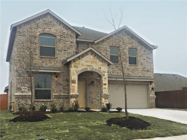 921 Misty Bray Drive, Saginaw, TX 76179 (MLS #13769906) :: Team Hodnett