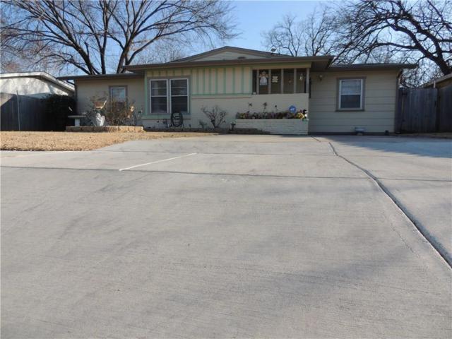 5809 Lyle Street, Westworth Village, TX 76114 (MLS #13770530) :: Team Hodnett
