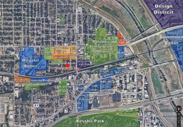 915 Muncie Avenue, Dallas, TX 75212 (MLS #13770745) :: Team Hodnett