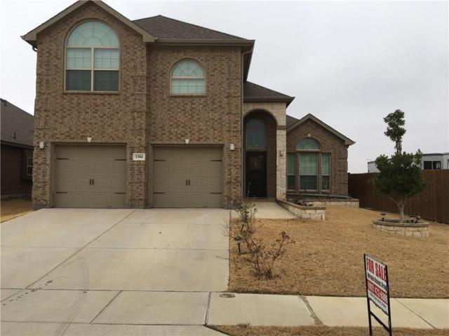 1304 Creosote Drive, Fort Worth, TX 76177 (MLS #13771148) :: Team Hodnett