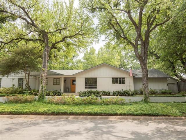 3701 Cresthaven Terrace, Fort Worth, TX 76107 (MLS #13771159) :: RE/MAX Pinnacle Group REALTORS