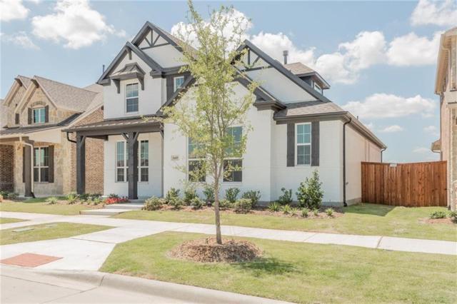 3605 Harvest Lane, Frisco, TX 75034 (MLS #13773578) :: RE/MAX Landmark