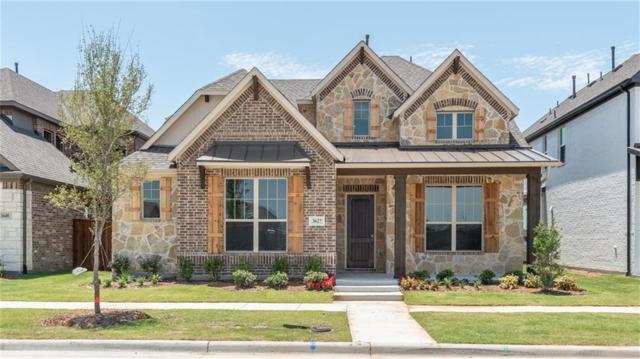 3627 Harvest Lane, Frisco, TX 75034 (MLS #13774580) :: RE/MAX Landmark