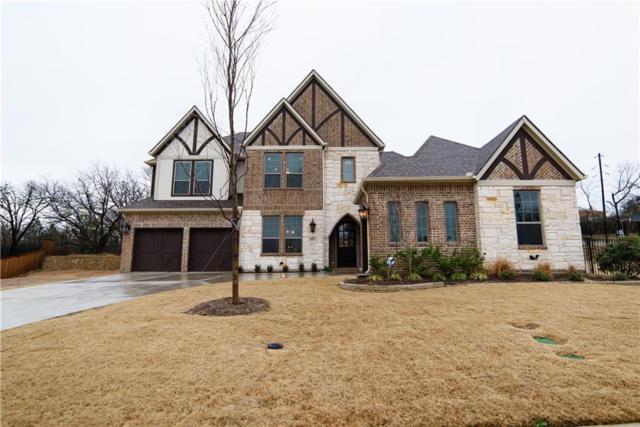 403 Wichita Court, Highland Village, TX 75077 (MLS #13777457) :: Team Tiller