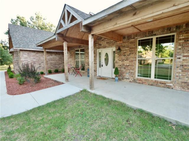 220 Private Road 6325, Mineola, TX 75773 (MLS #13778470) :: Team Hodnett