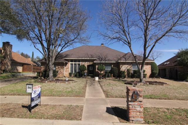 2412 Brookgreen Court, Bedford, TX 76021 (MLS #13780443) :: Kindle Realty