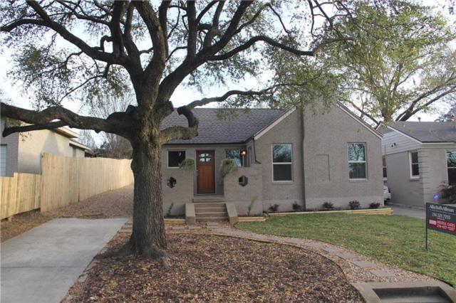 3334 Irwindell Boulevard, Dallas, TX 75211 (MLS #13781031) :: Team Hodnett
