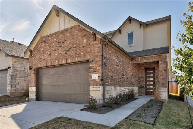 900 Old Mill Road #17, Cedar Park, TX 78613 (MLS #13781421) :: The Heyl Group at Keller Williams