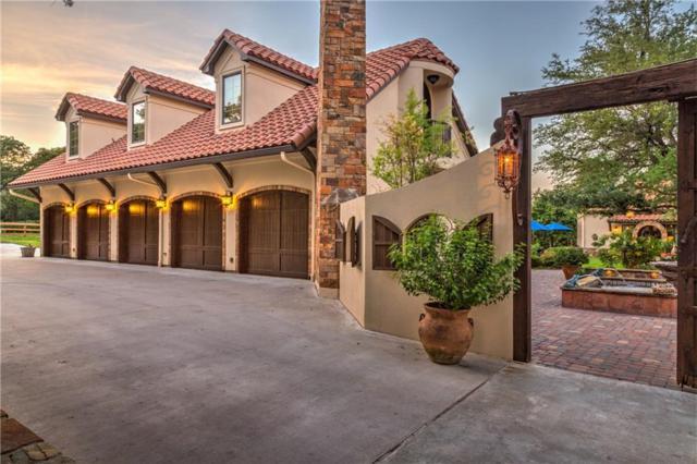 1900 Shady Oaks Drive, Southlake, TX 76092 (MLS #13781458) :: Robbins Real Estate Group