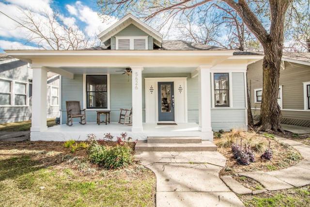 5626 Worth Street, Dallas, TX 75214 (MLS #13782141) :: Kindle Realty