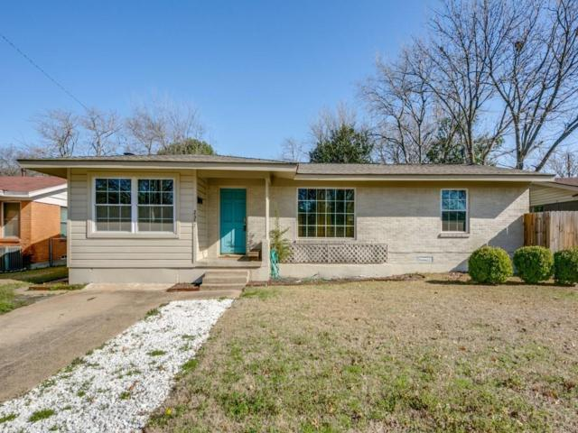 2367 Highwood Drive, Dallas, TX 75228 (MLS #13782186) :: Team Hodnett
