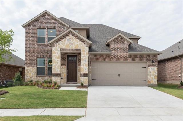941 Bluebird Way, Celina, TX 75009 (MLS #13782342) :: Team Hodnett