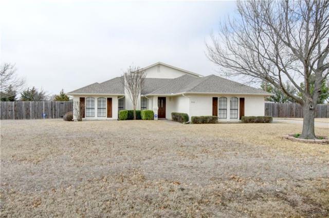 512 Deer Pond Drive, Willow Park, TX 76087 (MLS #13784350) :: Team Hodnett