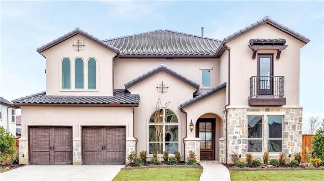 810 Ivy Glen Court, Prosper, TX 75078 (MLS #13784416) :: Kimberly Davis & Associates
