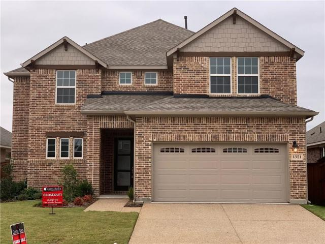 1521 Sea Island Road, Aubrey, TX 76227 (MLS #13785790) :: Robbins Real Estate Group