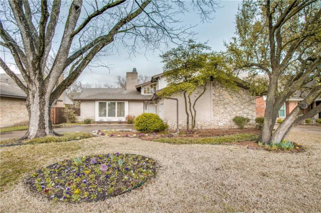 501 S Cottonwood Drive, Richardson, TX 75080 (MLS #13786030) :: Team Hodnett