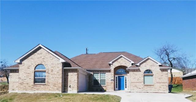 415 Peninsula Drive, Lakewood Village, TX 75068 (MLS #13787360) :: Team Hodnett