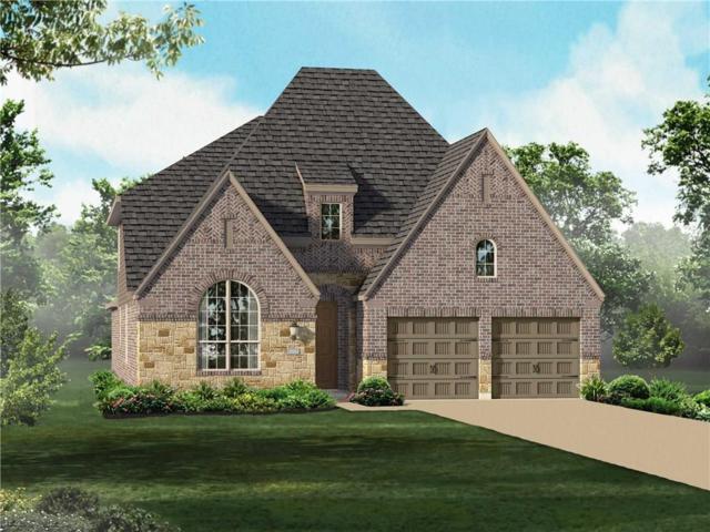 1660 Trellis Drive, Prosper, TX 75078 (MLS #13788069) :: Team Hodnett