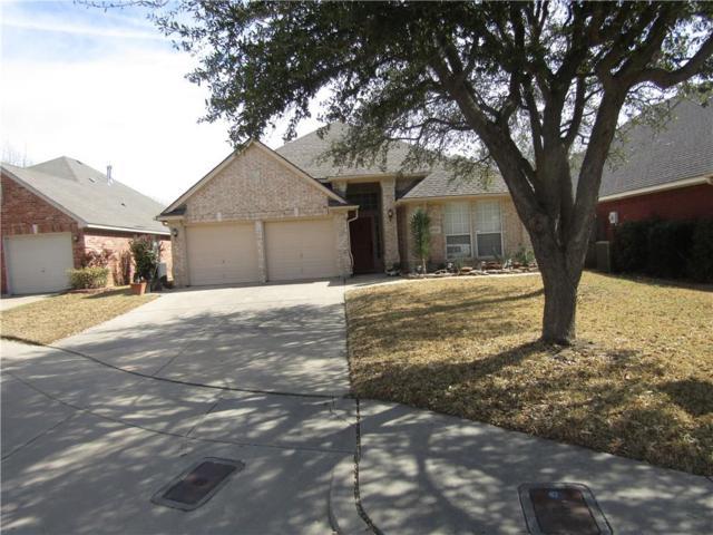 6428 Stone Creek Terrace, Fort Worth, TX 76137 (MLS #13789613) :: Team Hodnett