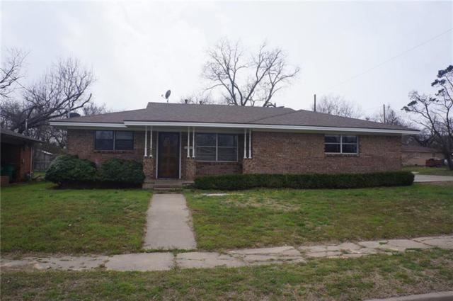 490 Everett Street, Stephenville, TX 76401 (MLS #13790442) :: Team Hodnett